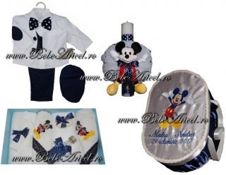Pachet promotional  ALL INCLUSIVE MICKEY MOUSE