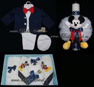 Pachet promotional complet MICKEY MOUSE